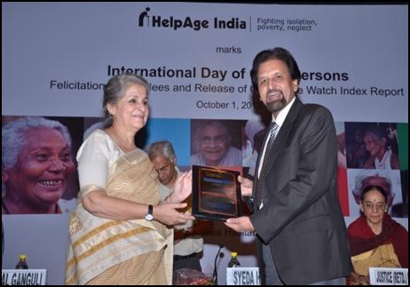 स्वास्थ्य देखभाल सेवाओं में अपने अनुकरणीय योगदान के लिए इंडिया हैबिटेट सेंटर में बीएचईएल को सिल्वर प्लेट पुरस्कार प्रदान किया गया की छवि