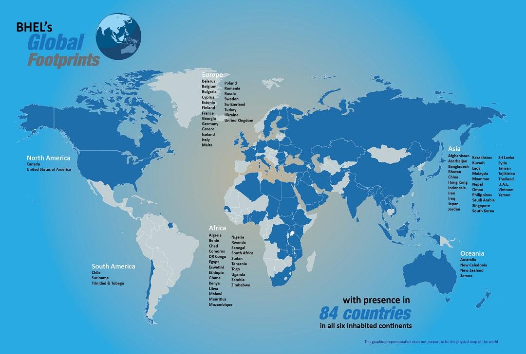 Image of Overseas presence